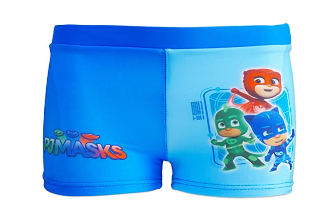 PJ Masks Héroes en pijamas Bañador Boxer - para niño - 40029JP [Azul - 2