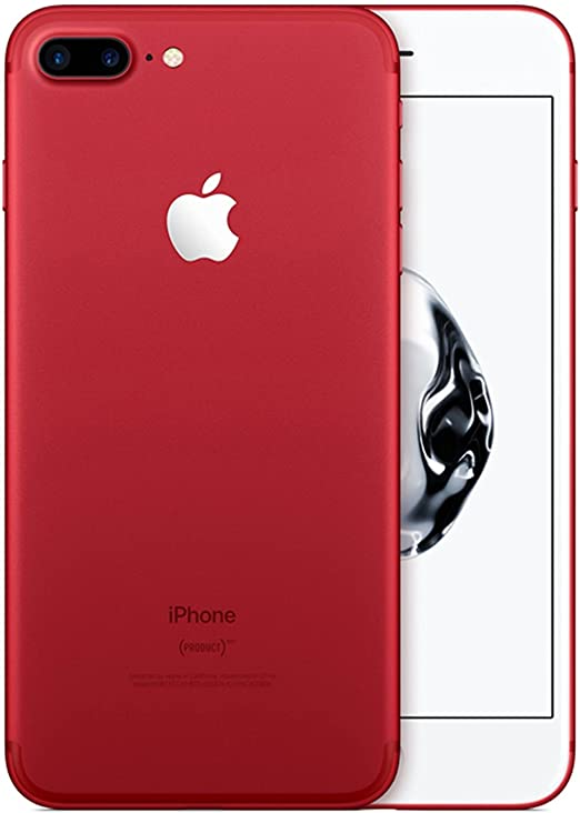 Amazon Com Apple Iphone 7 Plus 128gb Red For Gsm Renewed