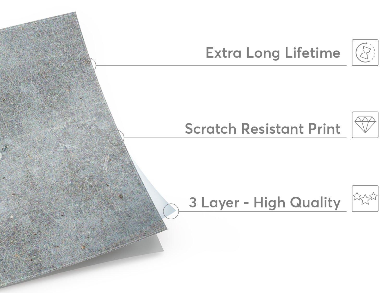 Adesivi piastrelle in pvc rivestimenti bagno decorazioni