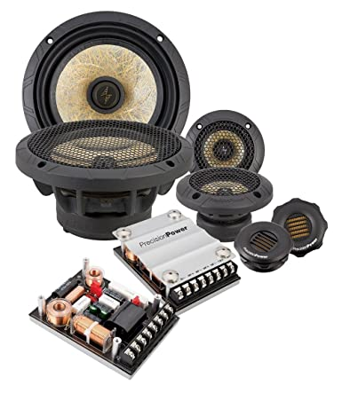 Amazoncom Precision Power P65C3 65 3Way Power Class Series