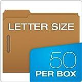 Pendaflex Fastener Folders, 2 Fasteners, Letter