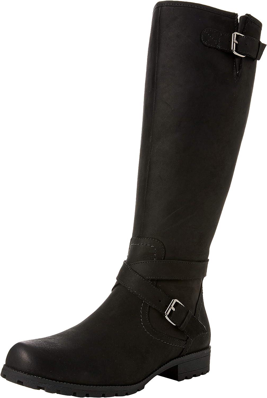 Hotter Women's Belle High Boots: Amazon