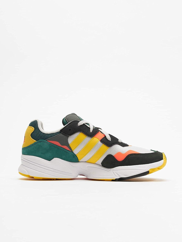 Details zu Adidas Yung 96 DB2605 graugrüngelb Sneaker Originals Männer Schuhe