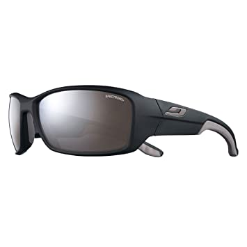 Julbo Bergen Sonnenbrille, Herren, Bergen, Gris Translucide Mat