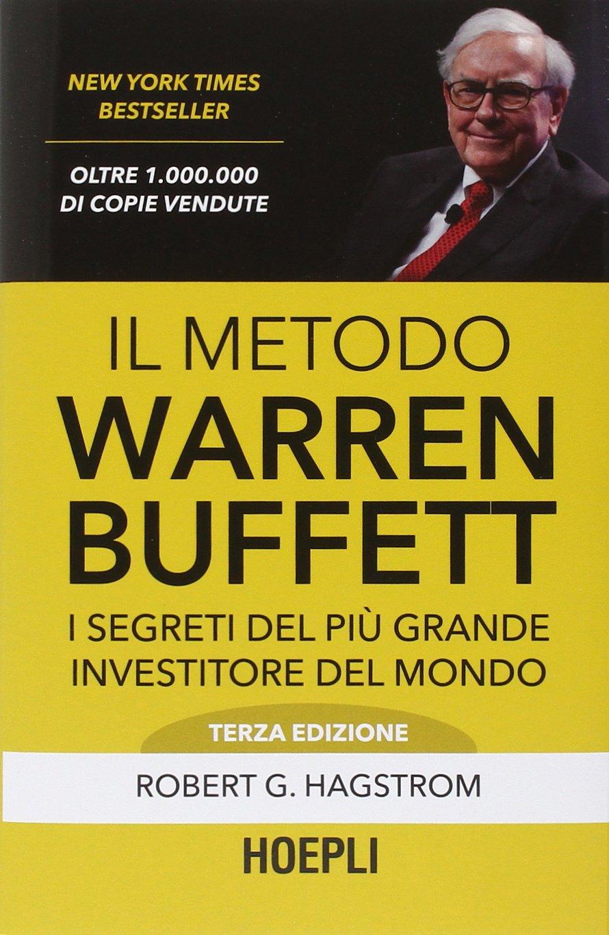 Copertina Libro Il metodo Warren Buffett