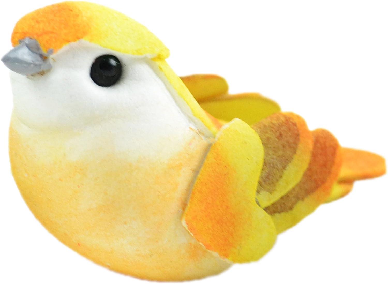 1-3//4-Inch Touch of Nature 20224 Mini Mushroom Bird