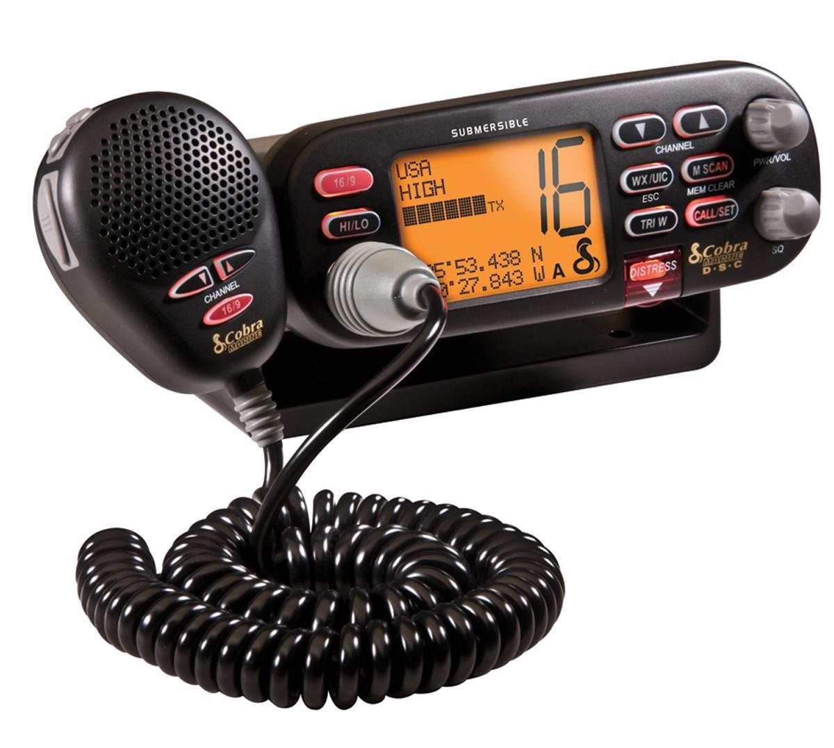 RADIO-FIX VHF CLASS-D DSC BLK