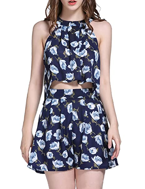 8ae811f3880 Image Unavailable. Image not available for. Color  Asatr Women Floral Print High  Neck ...