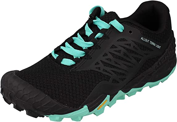 Merrell All out Terra Light, Zapatillas de Trail Running para Mujer