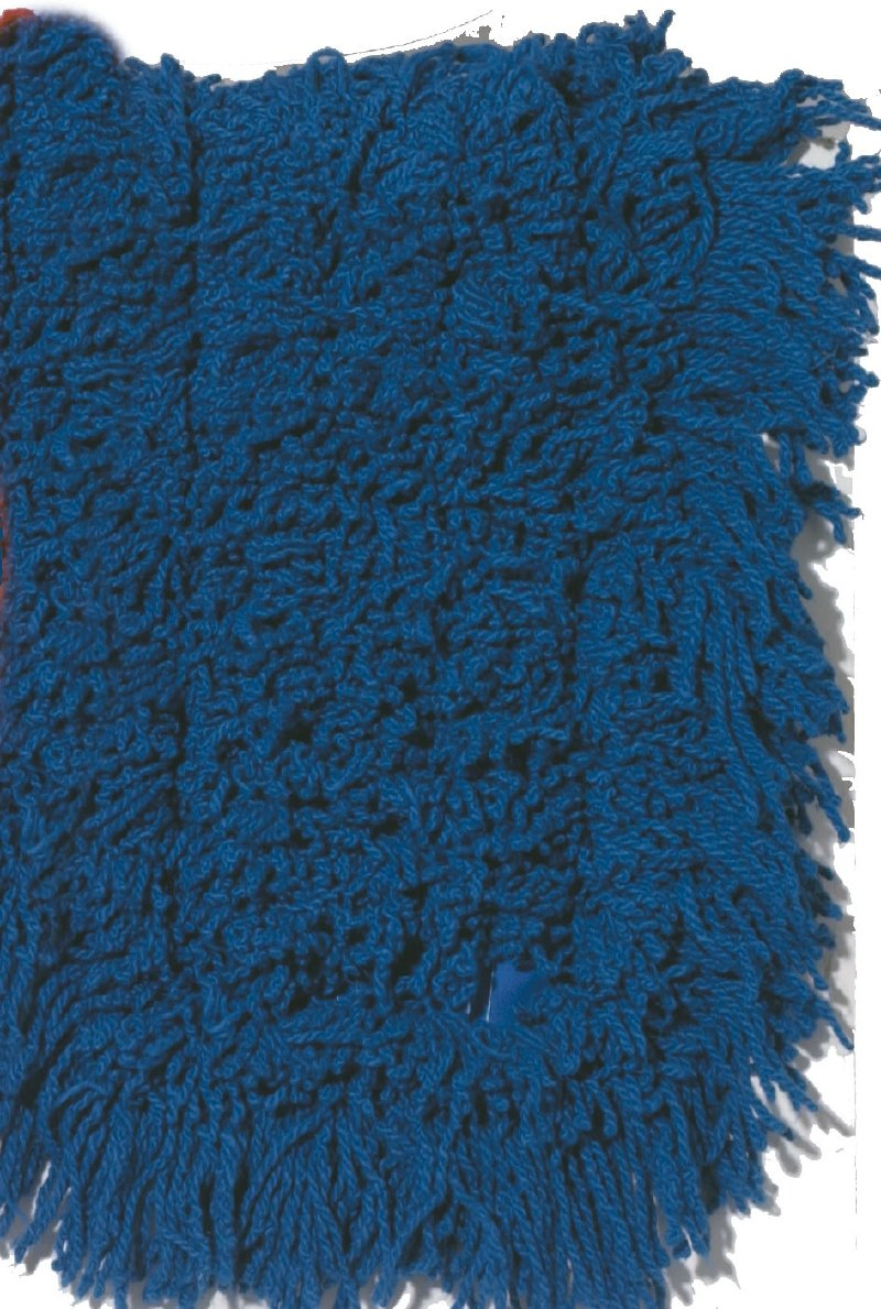 Magnetic Pull Synthetic Dust Mops ( MOP, DUST, SYNTHETIC, TUFFED, GREEN, 5X24 ) 12 Each / Case