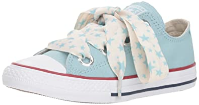 69acc9720486 Converse Girls  Eyelet Star Lace Low Top Sneaker