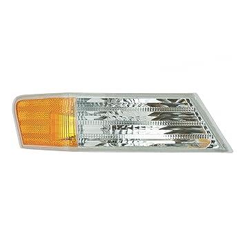 New Corner Lights Lamps Set of 2 Driver /& Passenger Side LH RH for Patriot Pair