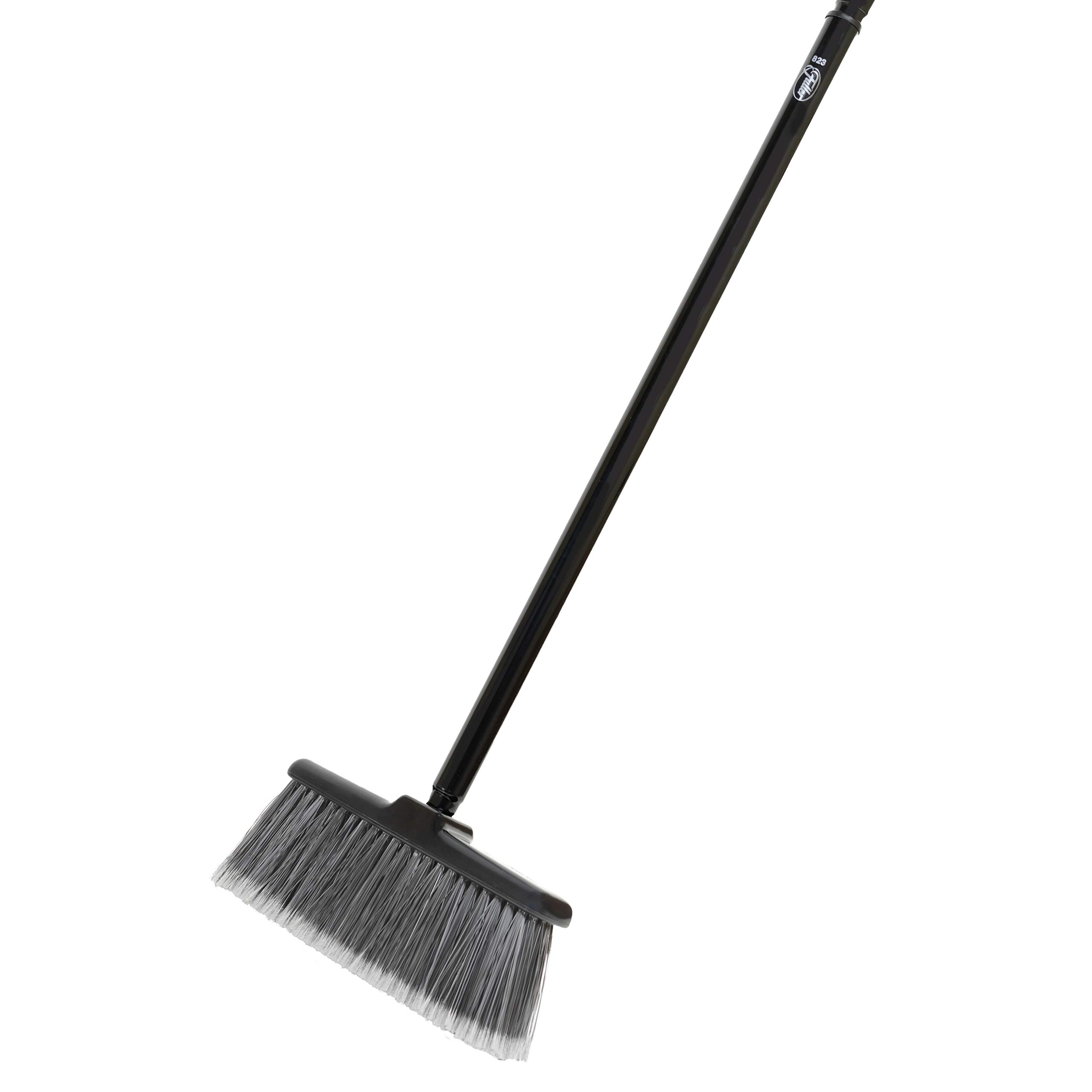 Fuller Brush Kitchen Broom - Heavy Duty Floor Sweeper with Steel Handle & Fine Long Bristles - Dust Sweeping for Home/Commercial Kitchen & Warehouse Floors by Fuller Brush