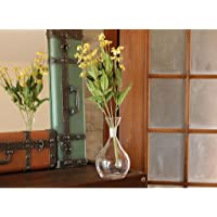 Yedifil Yaban Papatya Yapay Çiçek 48 cm - Sarı