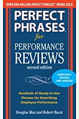 Perfect Phrases for Performance Reviews 2/E (Perfect Phrases Series) Kindle Edition