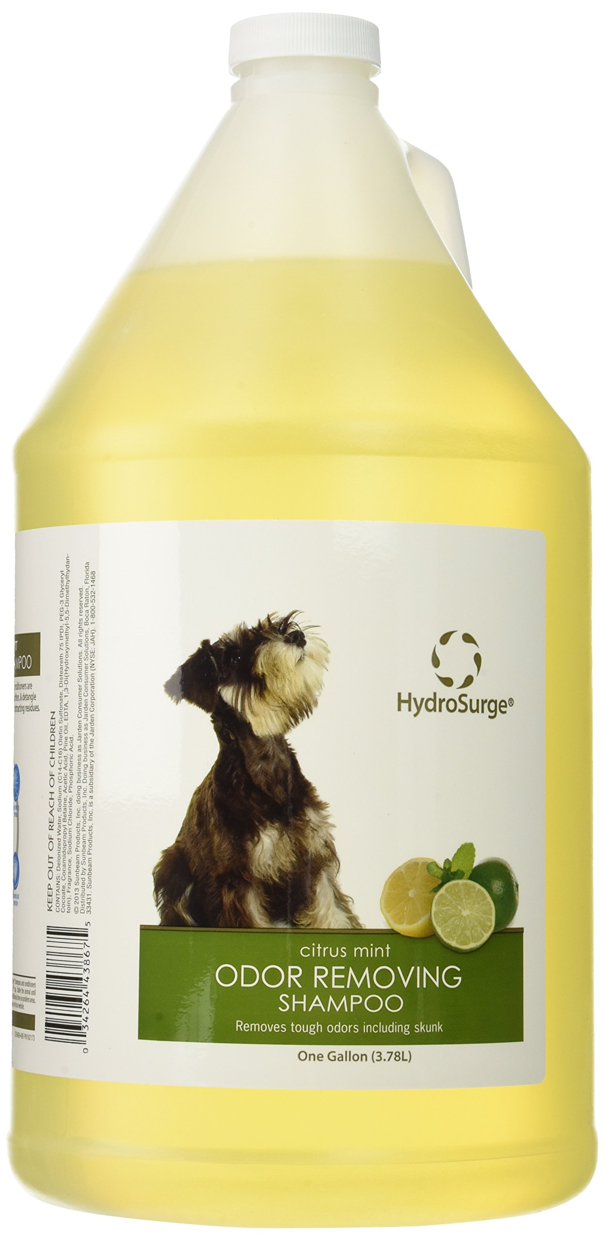 Oster HydroSurge Odor Removing Pet Shampoo