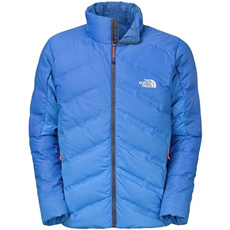 ... The North Face FuseForm Dot Matrix Down Jacket - Mens Monster Blue Tri  Matrix 8debd9780
