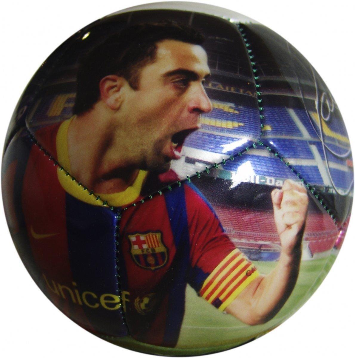 FCバルセロナXaviミニサッカーボールサイズ1 B011DP4TX4