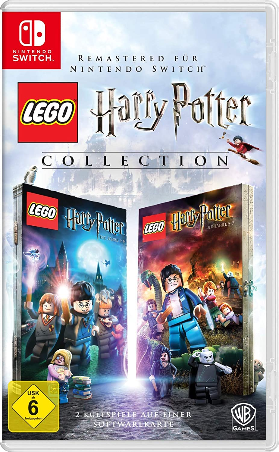 Lego Harry Potter Collection - Nintendo Switch [Importación alemana]