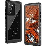 Samsung Galaxy Note 20 Ultra Case, ANTSHARE Note 20 Ultra Waterproof Case IP68 Shockproof Dustproof Case with Built-in…