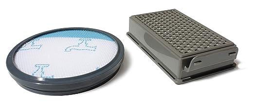 MI:KA:FI Juego de filtros | para Rowenta + Moulinex + Tefal | Modelos Compact Power Cyclonic | como ZR005901: Amazon.es: Hogar