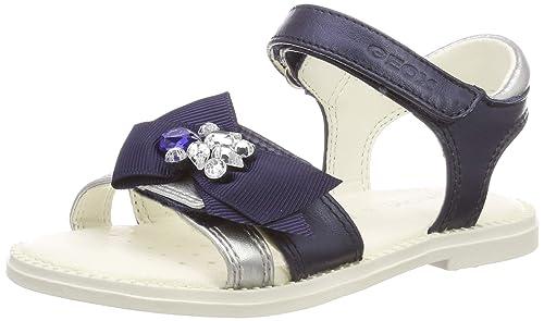 Geox J Sandal Karly Girl Sandali con cinturino alla caviglia