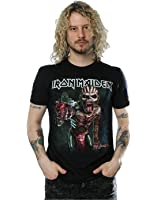 Official T Shirt IRON MAIDEN Book of Souls Europe ~ Tour 16' All Sizes