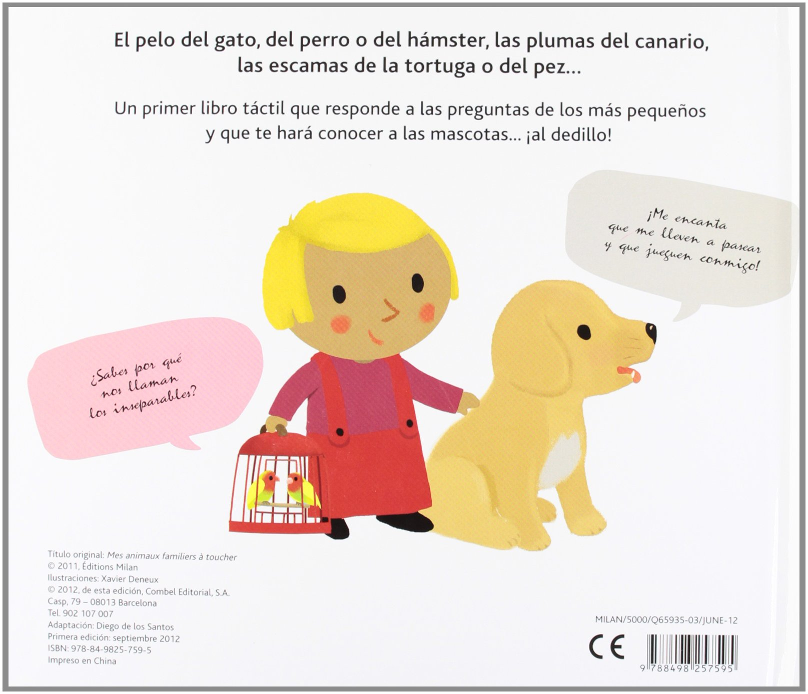 Las mascotas al dedillo: Varios: 9788498257595: Amazon.com ...