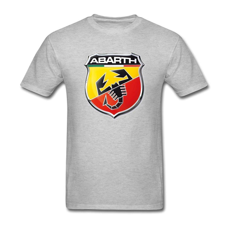 Cedric Fordosr Simshirt Mens Abarth Logo Short Sleeve T-Shirt ...