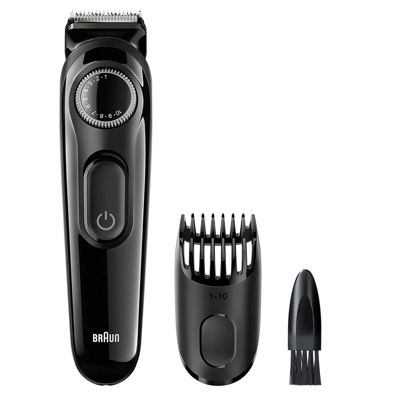 Braun Bt3020 Men's Beard trimmer, cordless & Rechargeable, Black