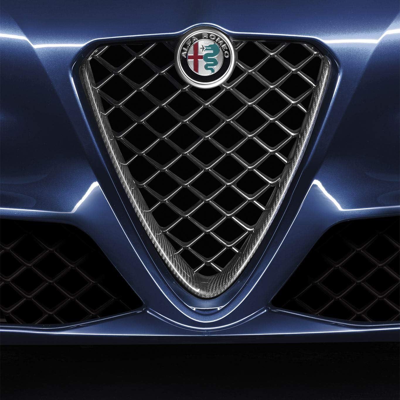 Alfa Romeo Giulia Front Carbon Fiber Quadrifoglio Versionen Auto