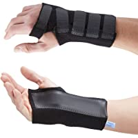 Actesso Advanced Wrist Support Brace - Carpal Tunnel Splint - Pain Relief for Sprains, RSI and Arthritis - Medically Approved