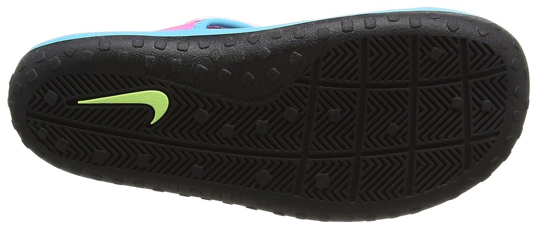 new products 8e4fd cdce0 Nike Mädchen Sunray Protect (PS) Badeschuhe , Mehrfarbig (Pink Explosion /  GHST Grn-Gmm Bl-Blk), 29 1/2 EU: Amazon.de: Schuhe & Handtaschen