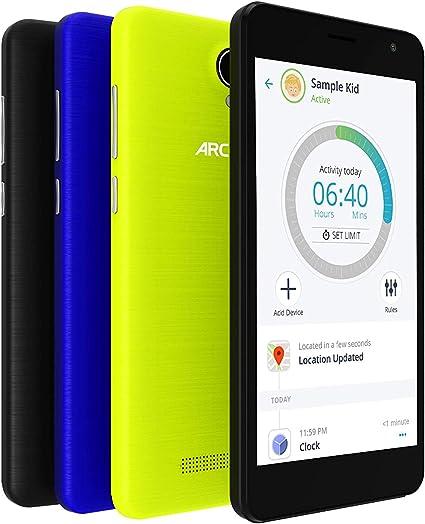 ARCHOS JUNIOR PHONE 3G 8GB - Smartphone for kids (5 screen: Amazon.es: Electrónica