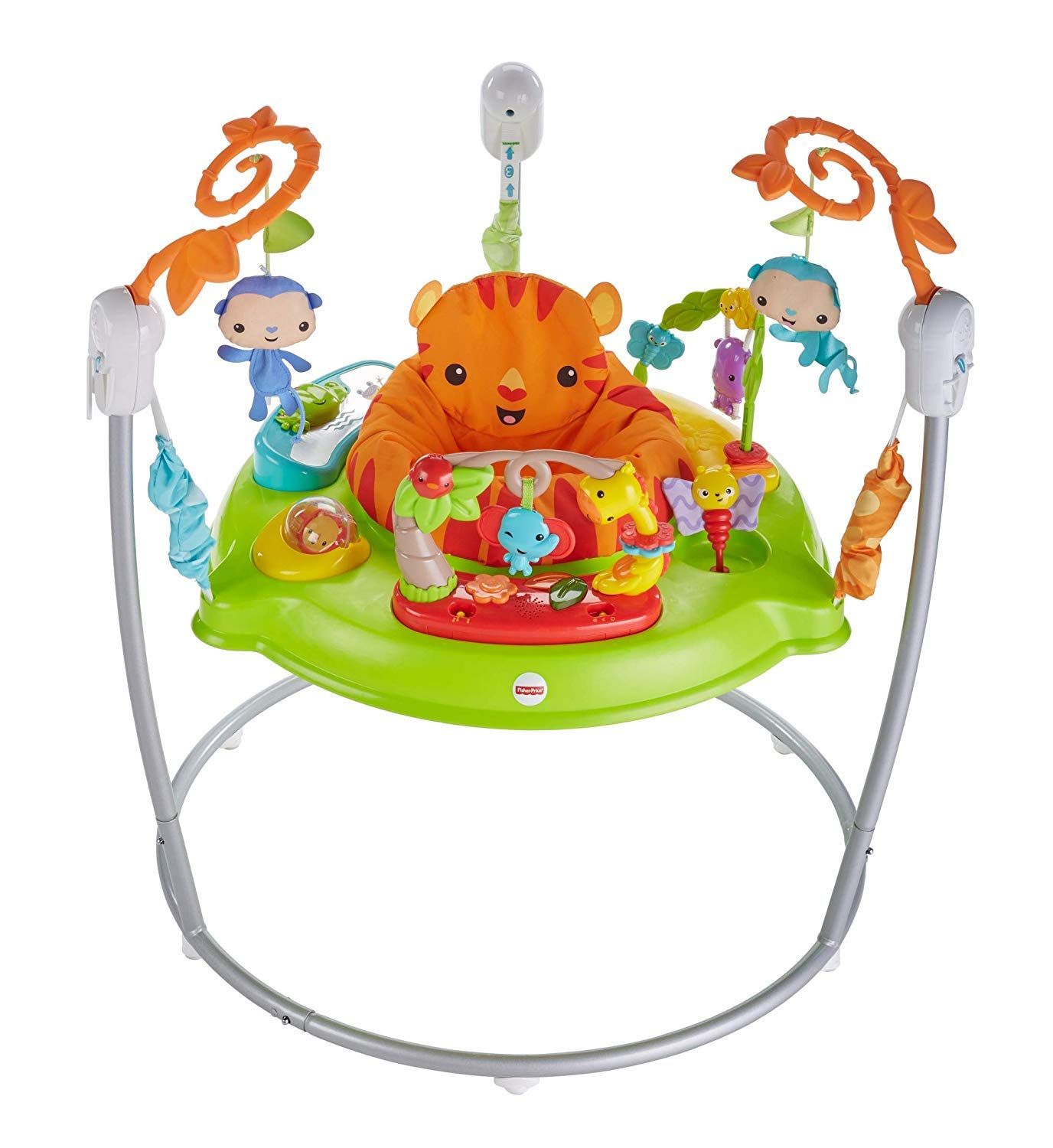 1f341ab16 Buy Fisher-Price Chm91 Roaring Rainforest Jumperoo