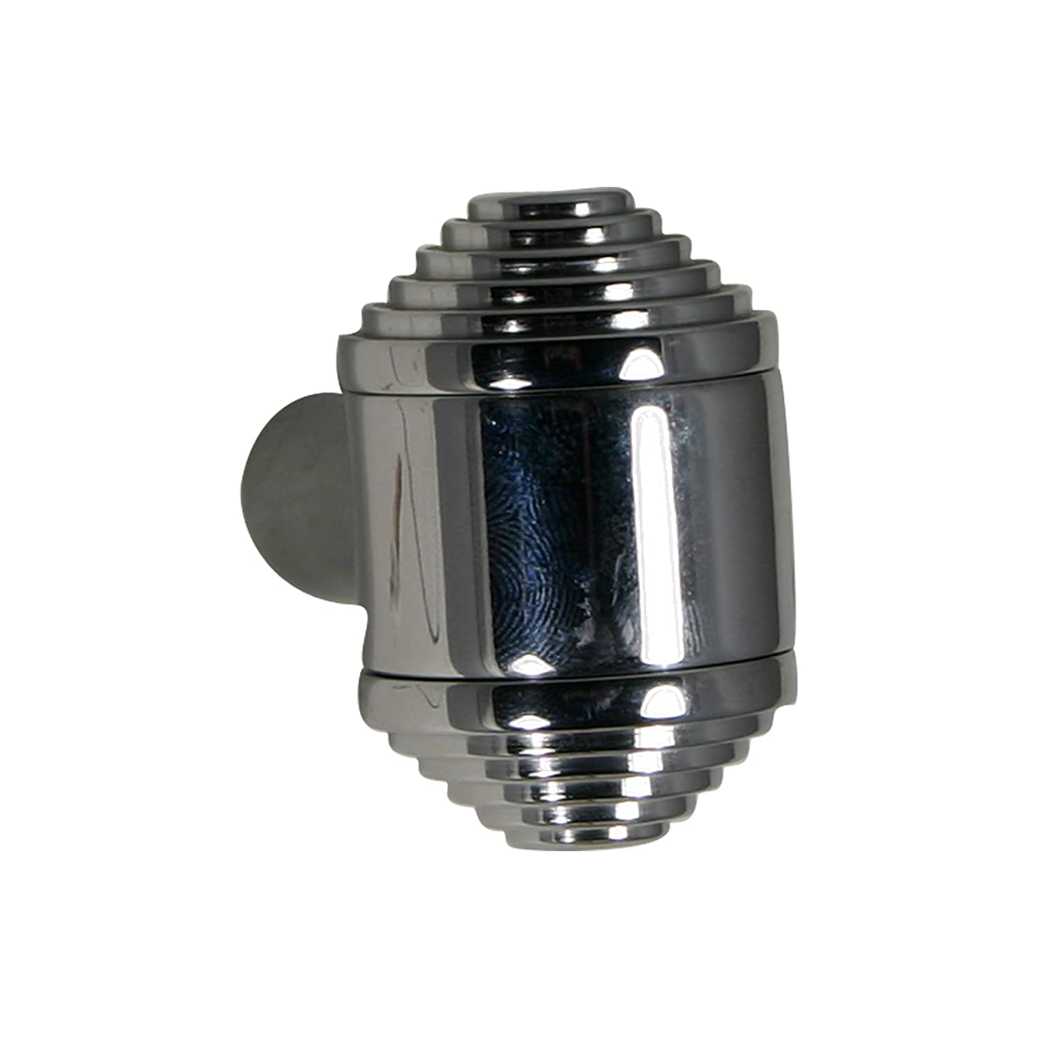 Allied Brass AT-10-PC 1-1//4 Inch Cabinet Knob Polished Chrome
