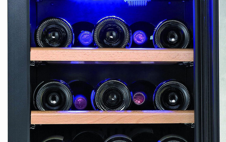CASO WineSafe 192 Design Weinkühlschrank für bis zu 192 Flaschen ...