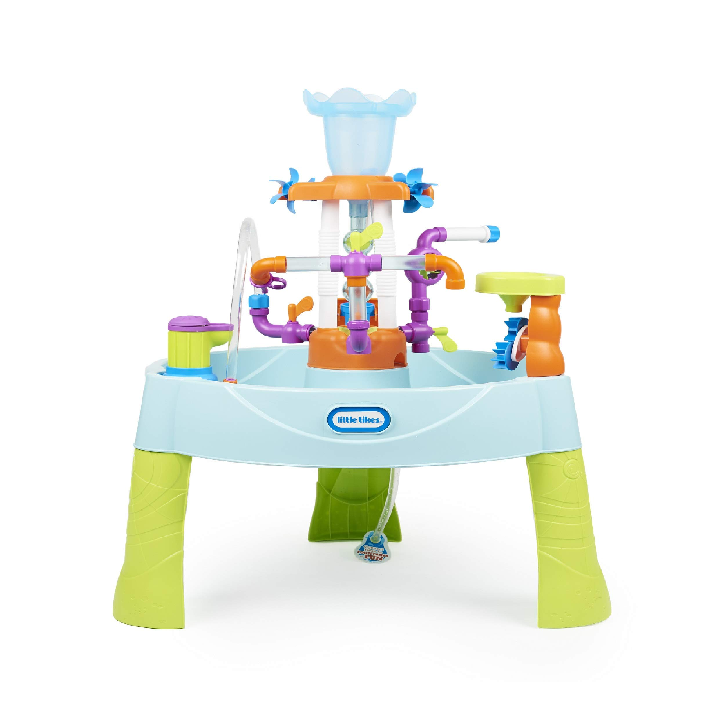 Little Tikes Flowin' Fun Water Table with 13 Interchangeable Pipes (Renewed) by Little Tikes (Image #6)