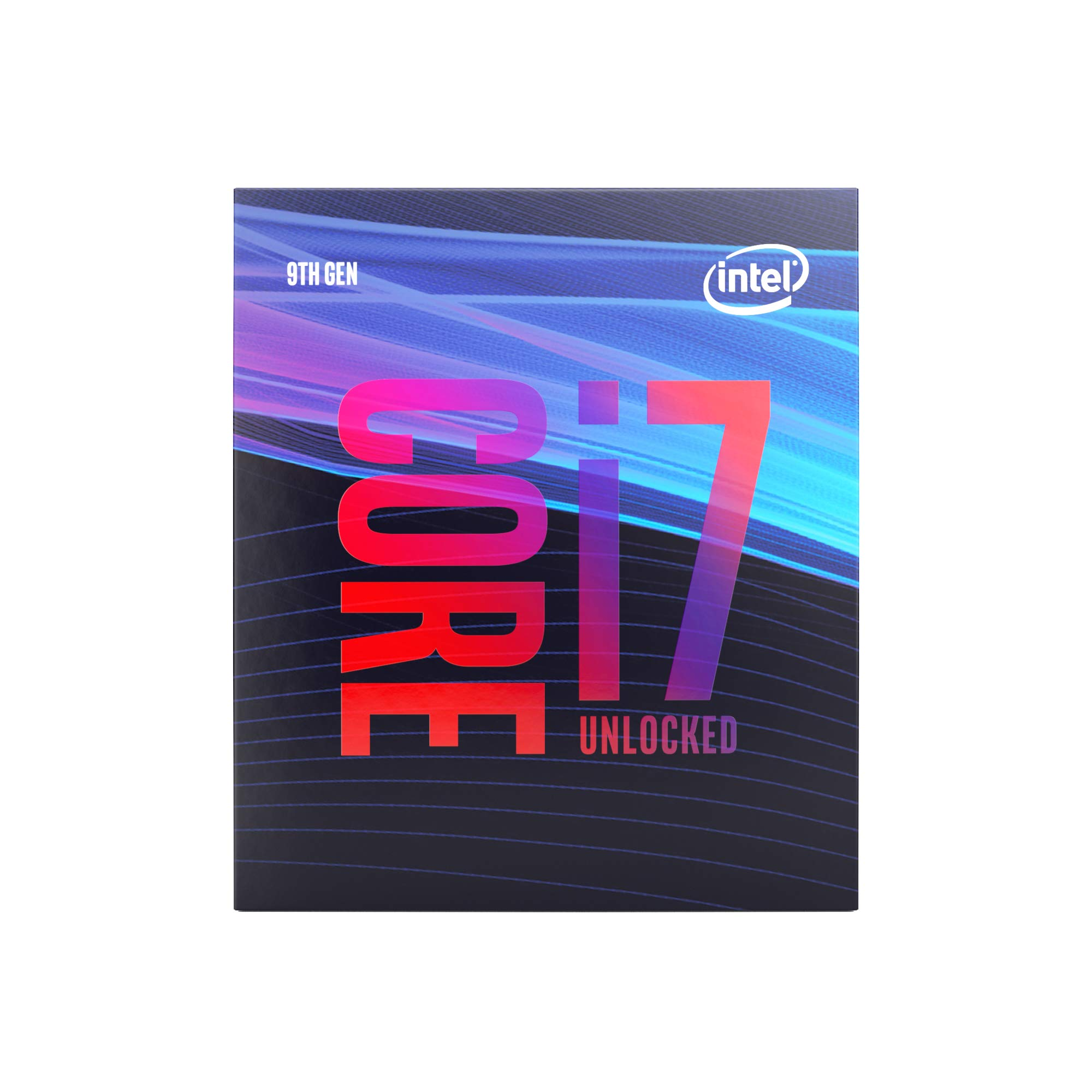 Intel Core i7-9700K 8 Cores up to 4.9 GHz Turbo unlocked LGA