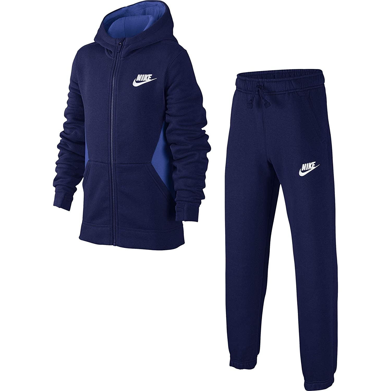 Blue Void//Game Royal//White 478 Nike Sportswear Tuta Bambino X-Large Blu