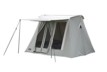 Springbar Highline 6 Person Canvas Tent 10u0027 x ...  sc 1 st  Amazon.com : kodiak tents vs springbar - memphite.com