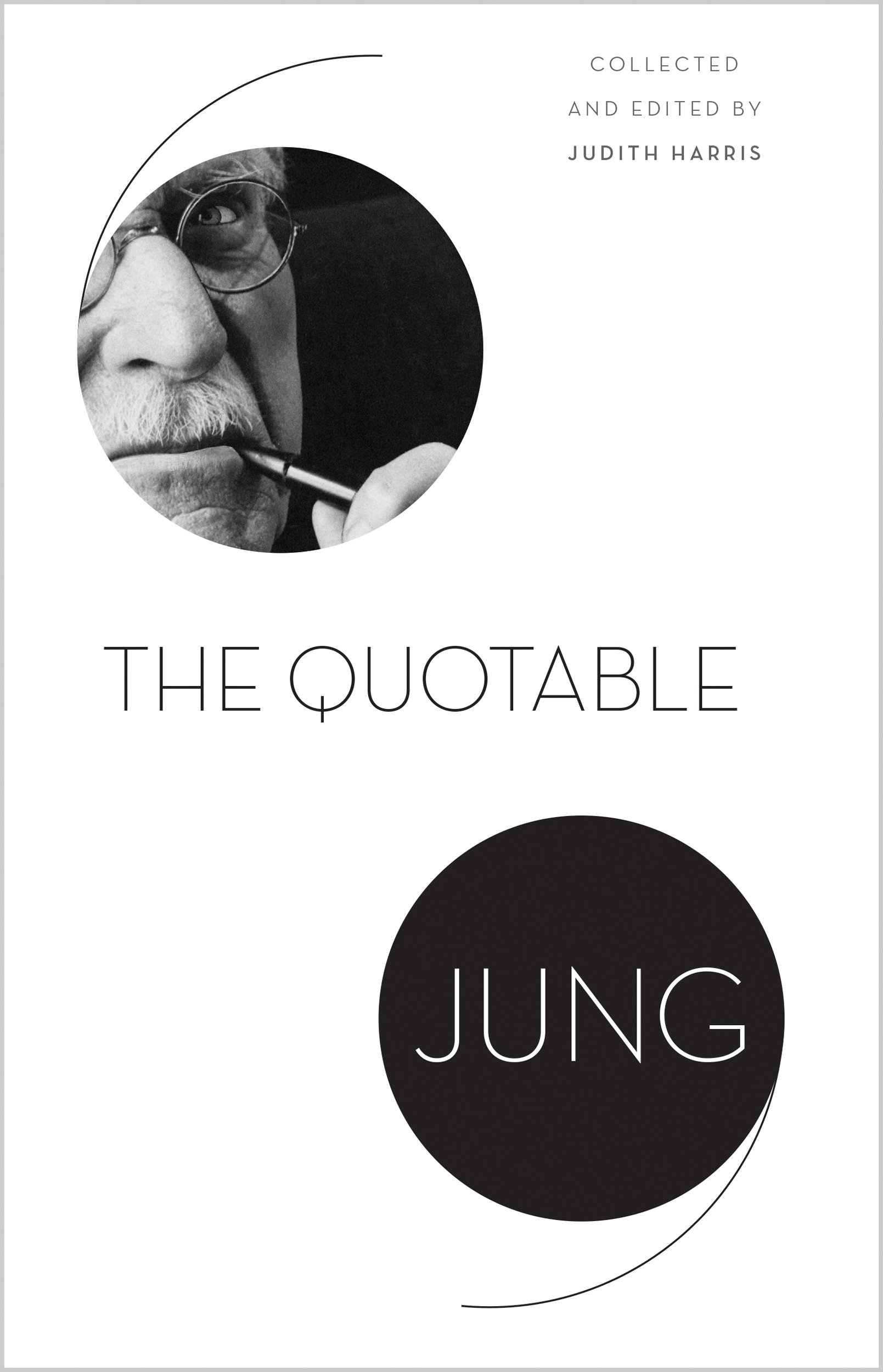 Amazon.com: The Quotable Jung (2015691155593): C. G. Jung, Judith Harris,  Tony Woolfson: Books