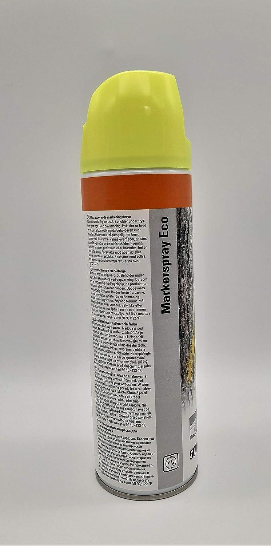 Stihl Forstfarbe Markersray Eco Gelb 500 Ml Dose Garten