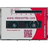 Grundig Business Systems cassette de sténo 30 Durée d'enregistrement (max.) 30 min