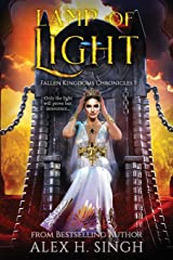 Lamp of Light: Only the light will prove her innocence... (Fallen Kingdoms Chronicles) Paperback