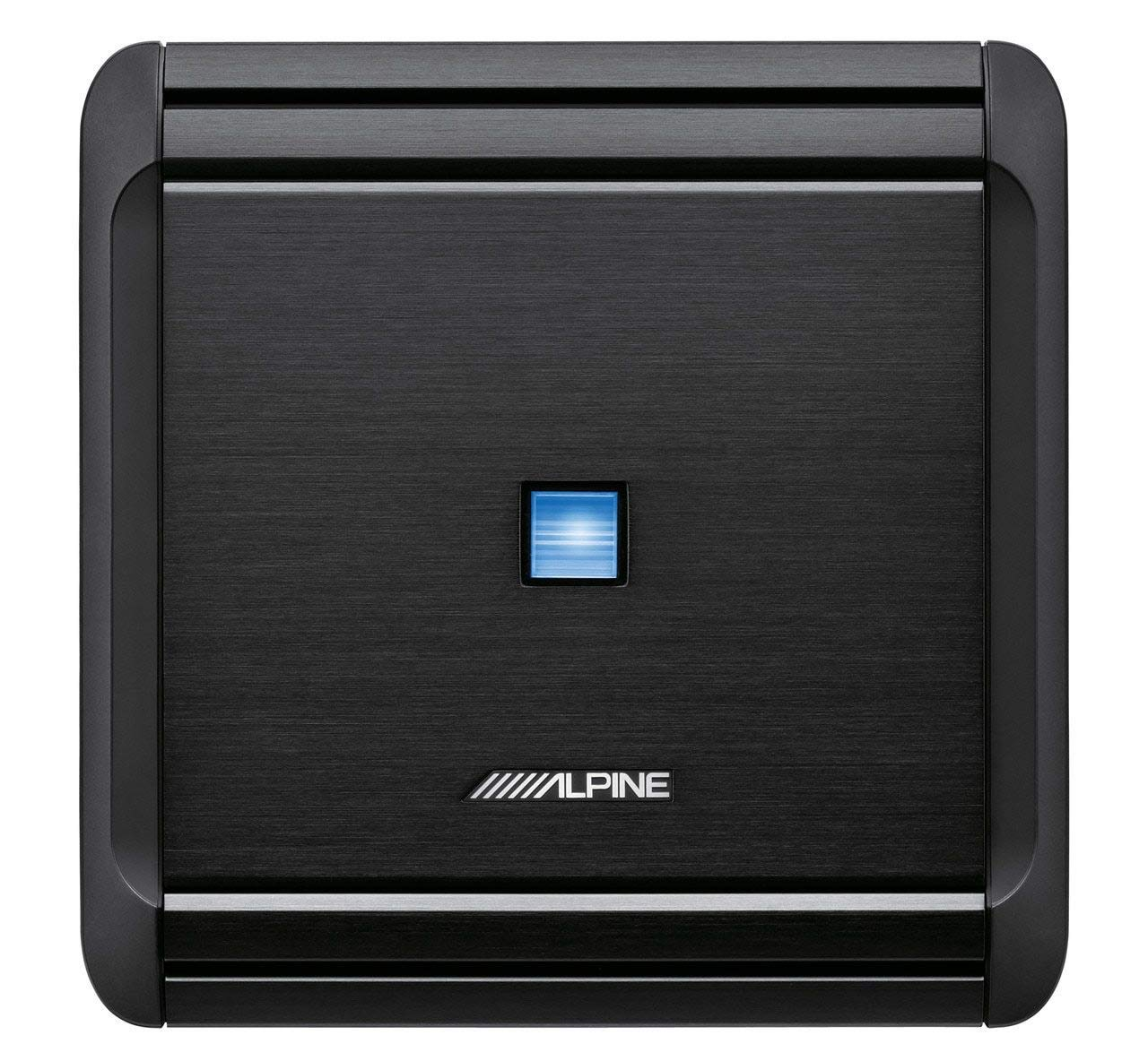 Alpine MRV-F300 4-Channel Car Amp, 50 Watts RMS x 4
