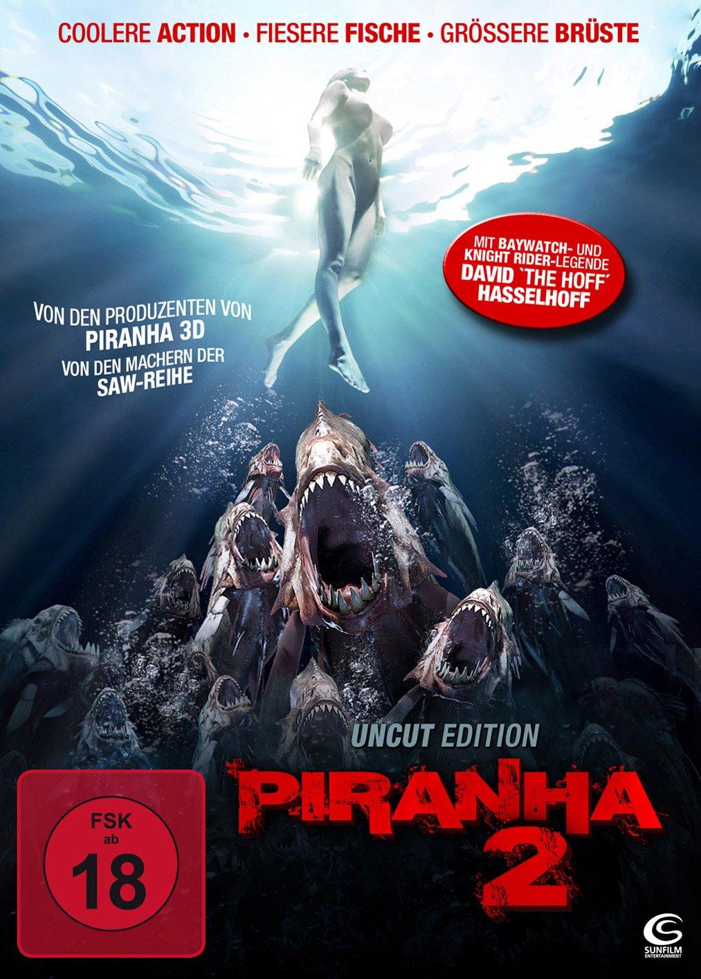 Action Piranha Hunt: actors, roles, short story