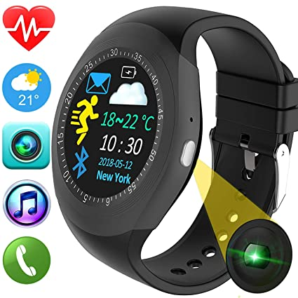Smart Watch Fitness Tracker, 1.55
