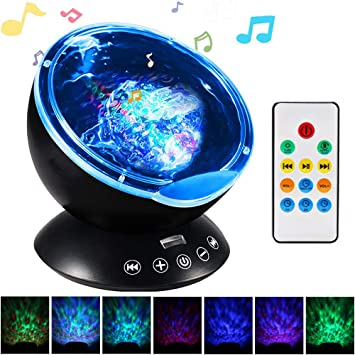 Romantic Colorful Aurora Sky Holiday Gift Cosmos Sky Master Projector Led Starry Night Light Lamp Ocean Wave Projector For Party Discounts Sale Lights & Lighting