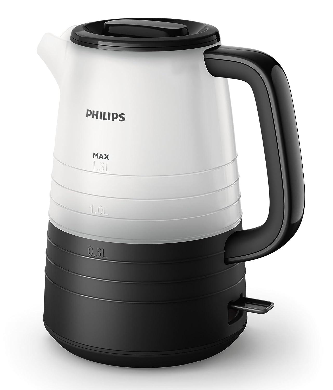 63803b5f9b0bc6 Philips HD9334 90 Bouilloire Noir 1,5 L  Amazon.fr  Cuisine   Maison